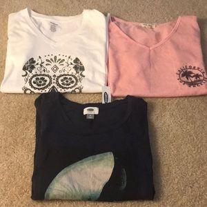 Tops - New women's T-shirt lot